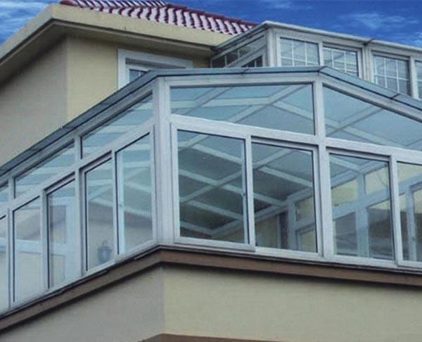 普通门窗型材